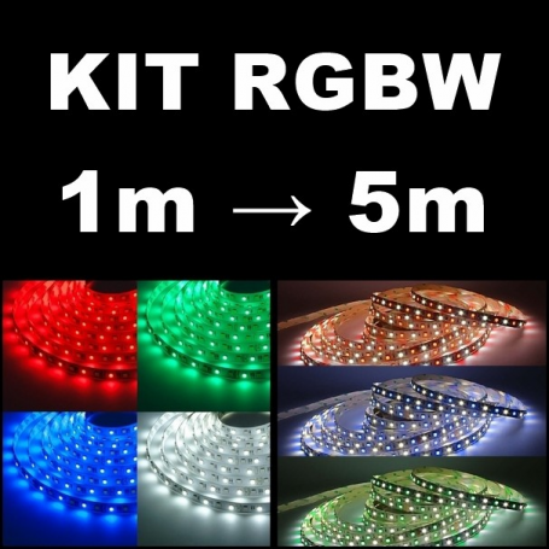 Pack de 6 dalles LED 60x60cm 48W 3840 lumens