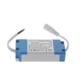 Connecteur 90° pour ruban LED RGBW. Connectique d'angle.