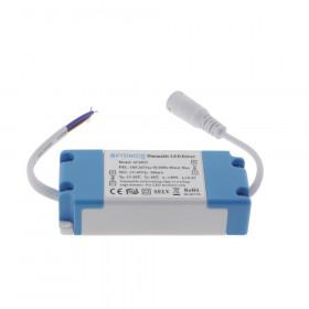 Projecteur LED 20W IP65 blanc avec détecteur