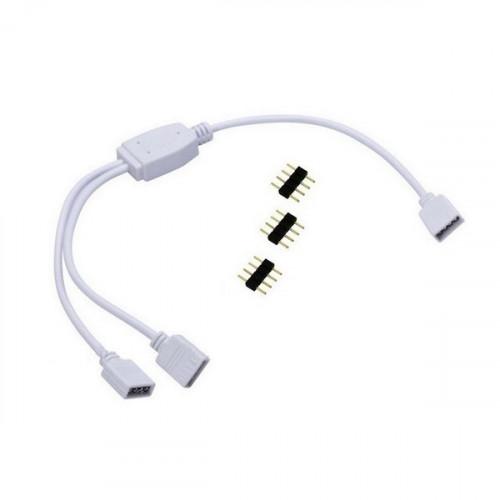Télécommande IR avec contrôleur pour ruban LED 220V monochrome