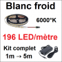 Kit néon LED rouge