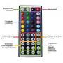 Kit de branchement pour ruban/néon LED monochrome 220v
