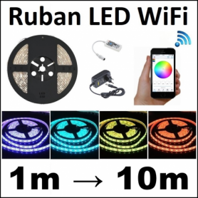 Plafonnier LED encastrable 3W carré