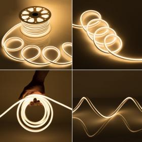 Ampoule LED GU10 7W 560 lumens (équivalente à 60W)