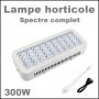 Lampe de culture LED 300w spectre complet